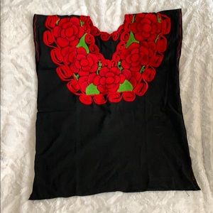 Traditional Mexican shirt